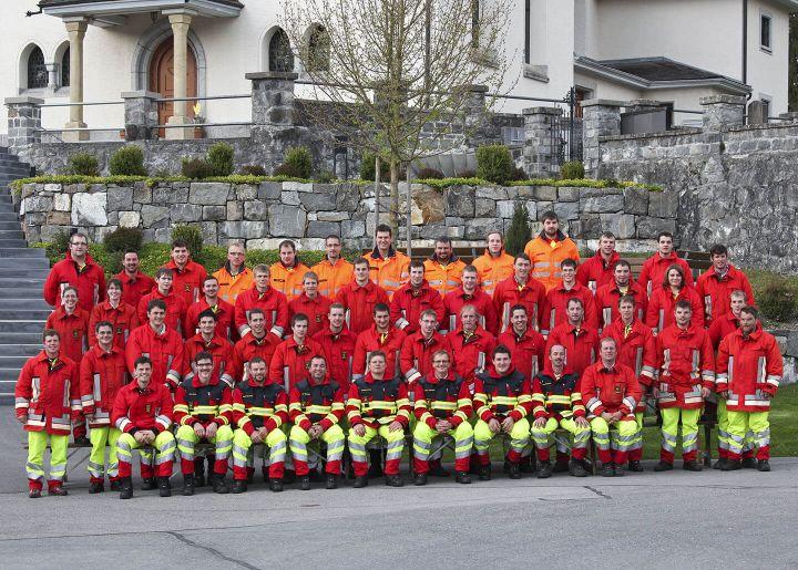 Feuerwehr Ennetmoos