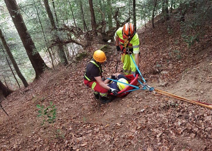 Herbstkurse des Feuerwehrinspektorates Ob- und Nidwalden