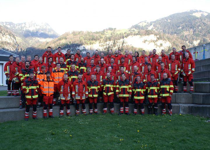 Feuerwehr Dallenwil