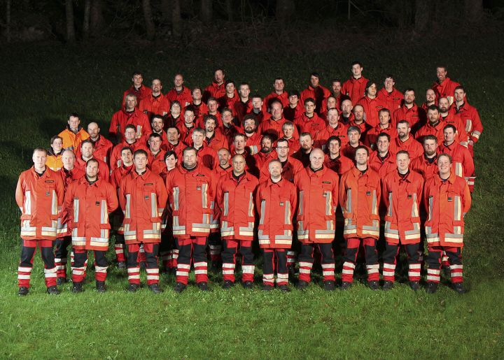 Feuerwehr Wolfenschiessen