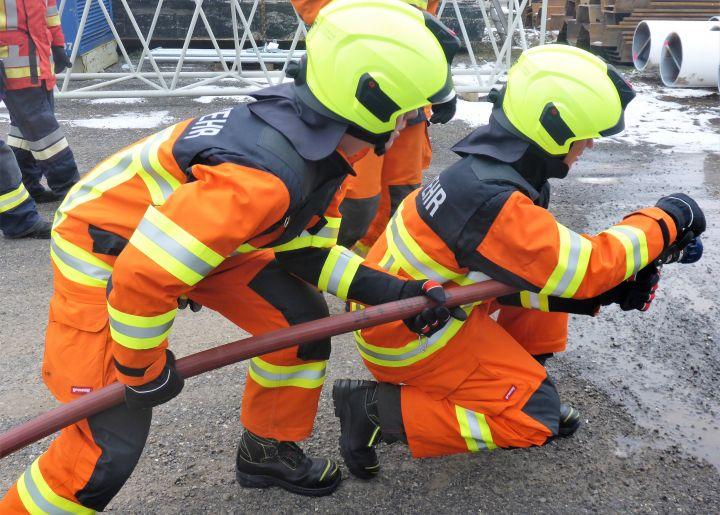 Start in den Feuerwehrdienst