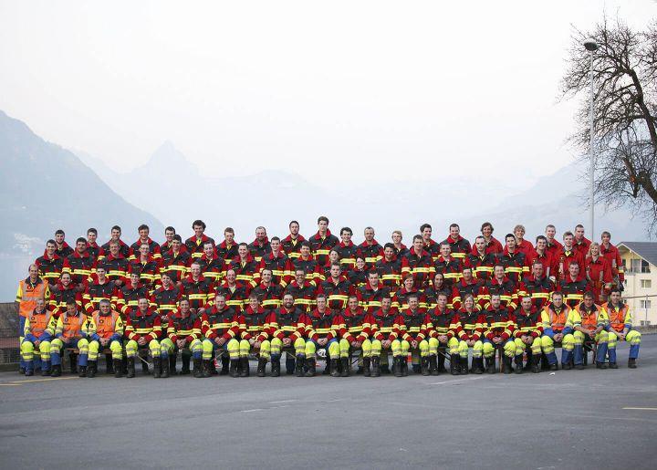 Feuerwehr Beckenried